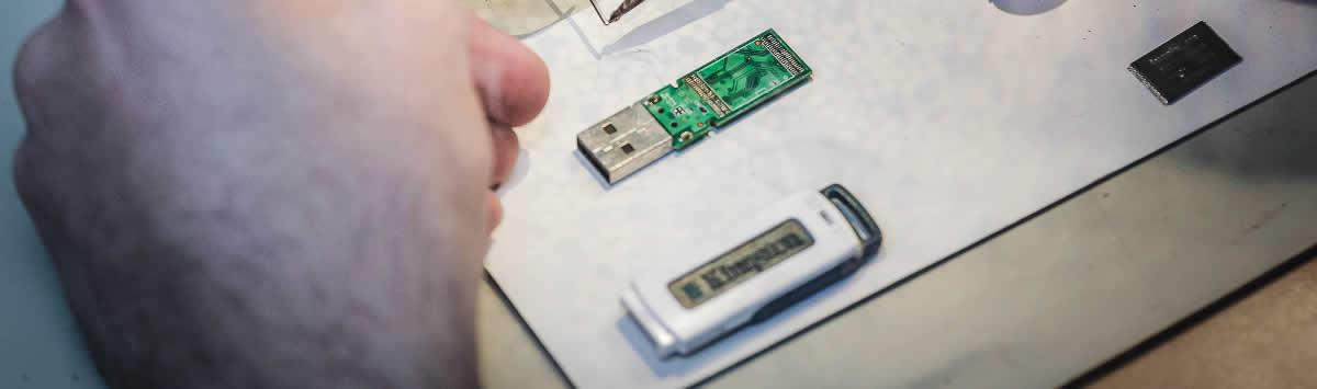 Usb Stick Defekt Oder Kaputt Kuert Datenrettung